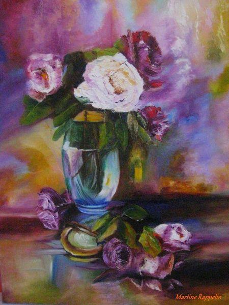 Les roses de Martine