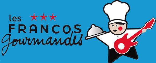 Festival culinaire - Les Francos Gourmandes