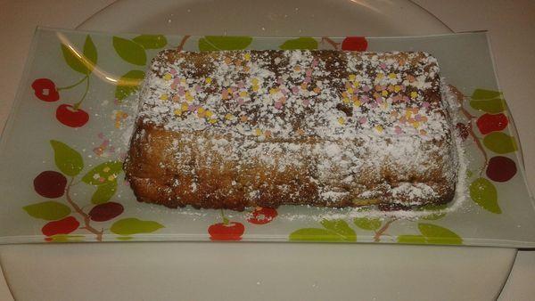 Gâteau aux petits beurres