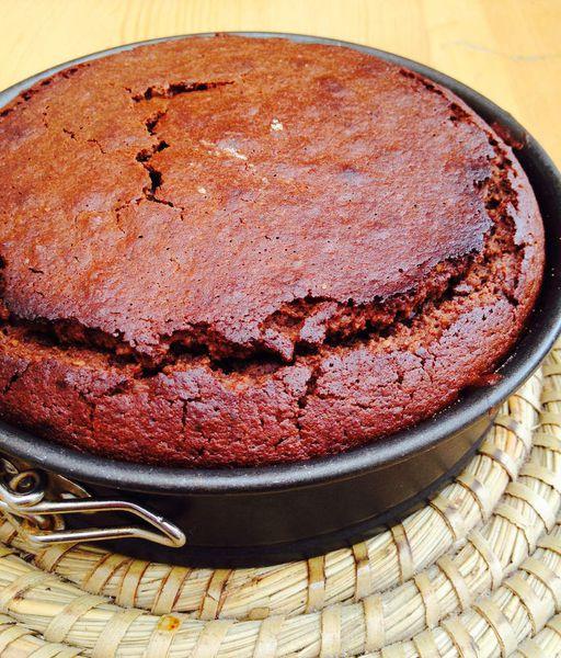 Recette : Fondant Corse chocolat à la châtaigne [sugar free, sans gluten, sans lactose]