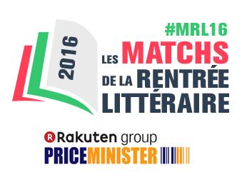 Les matchs de la rentrée littéraire c'est reparti, et je suis l'une des marraines ! # MRL16
