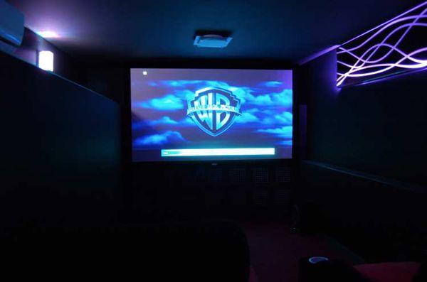 Un cinéma dans 9m2
