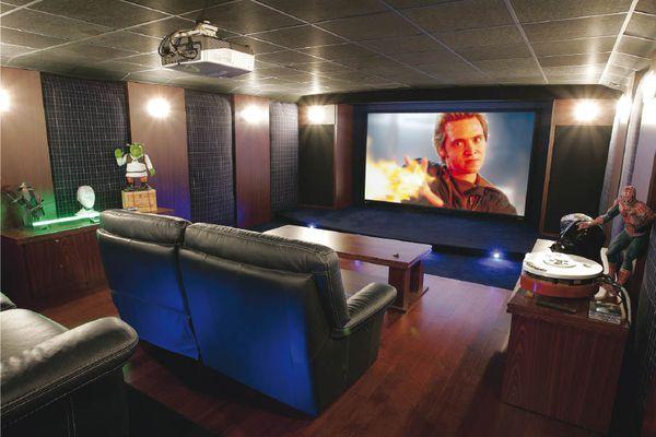 Une salle de cinéma d'exception