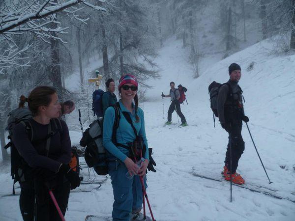 Skieurs en progression ...mars 2015