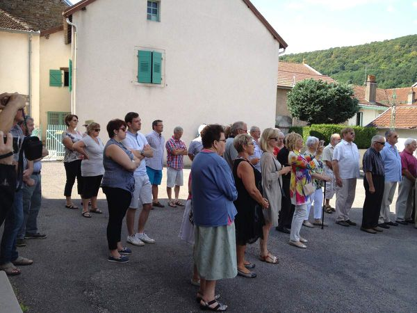 14 juillet à Echenoz