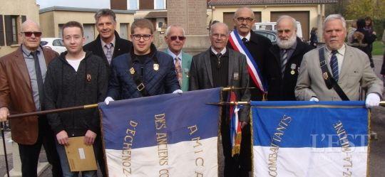 Toutes les générations à l'honneur à Echenoz