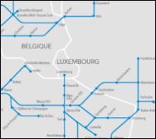 LGV-TGV : Des trajets plus rapides pour les députés européens