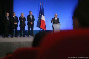 LGV Poitiers-Limoges : le discours de François Hollande, manière Nouvelle République