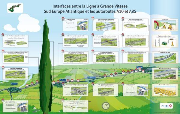 LGV Paris-Bordeaux : 18,5 navettes TGV quotidiennes