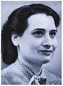 Danielle Casanova 9/01/1909 -9/05/1943