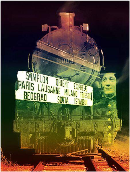 Publicité ferroviaire