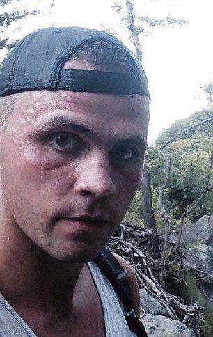R.I.P. + ex fusiller marin (royal Marine) . 25 ans .  YPG. Konstandinos Erik Scurfield