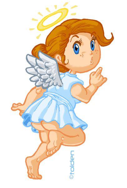 petit ange par tolden