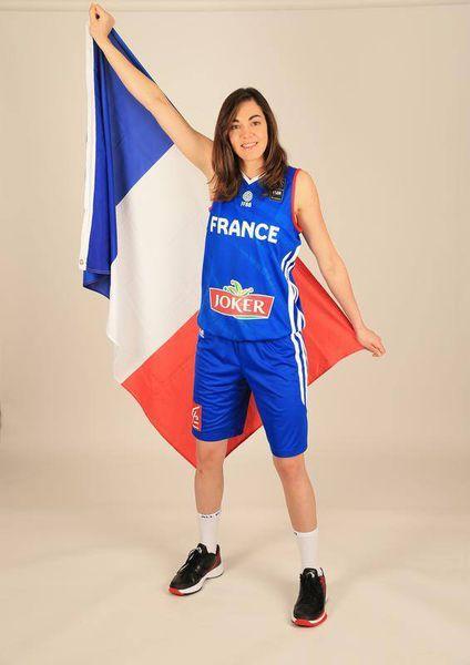 Sarah Michel, vers l'Euro ?