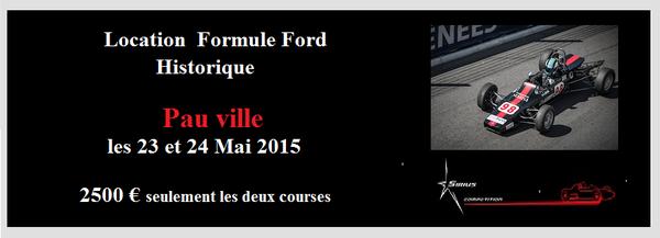 Rallye Lyon Charbonnière 2015