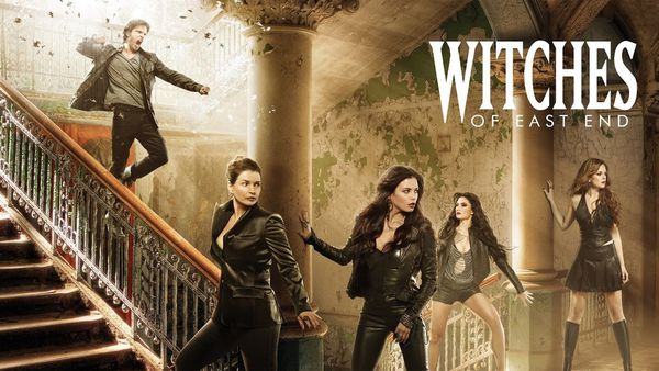 Série Witches of East End saison 2