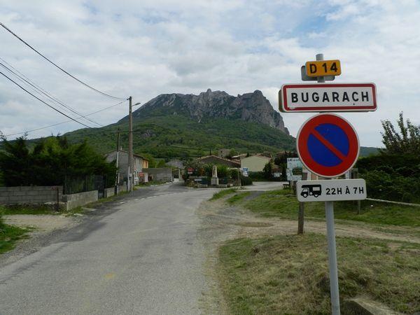 Retour à Bugarach...