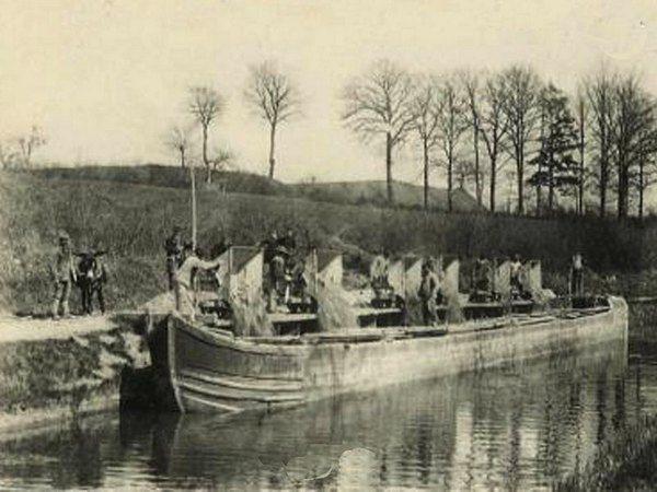 Le Canal de la Sauldre