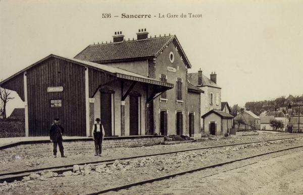 Troisième vie pour la gare...