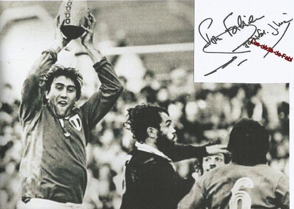 Spécial Equipe de France de rugby : Jean-Luc JOINEL