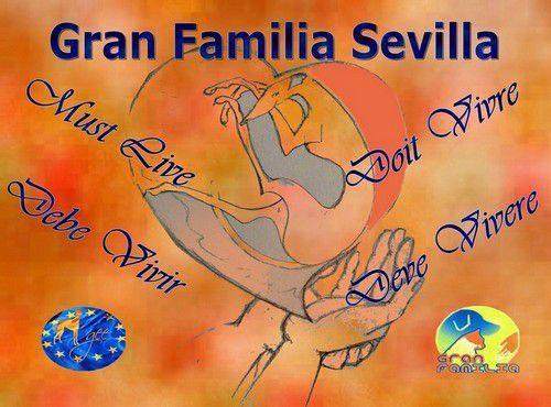 Gran Familia Séville, notre appel au 20 août 2015