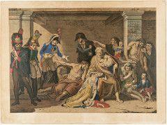 L'année de la famine à Madrid, Antonio Raffaele Caliano
