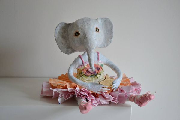 Ma danseuse éléphante