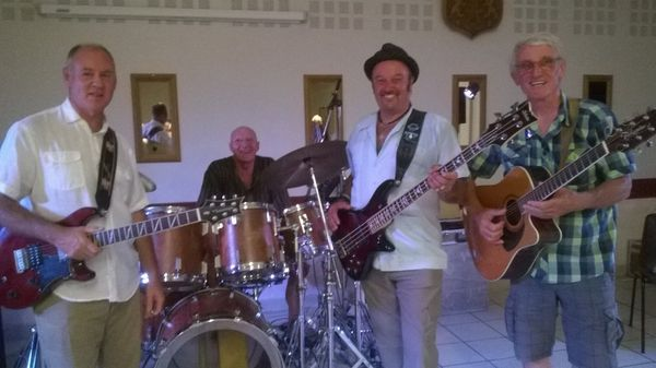 B3 ou le Brouillac Blues Band