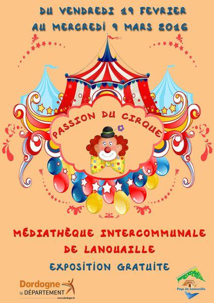 Passion du cirque