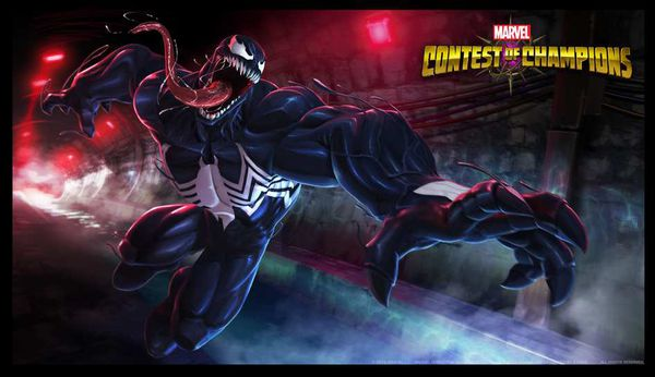 Venom Marvel contest of champions arene vs pvp