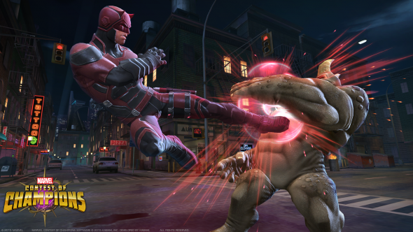 daredevil marvel contest of champions area news