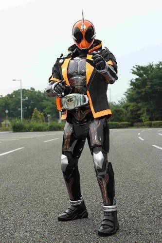 Kamen Rider Ghost (first pictures)