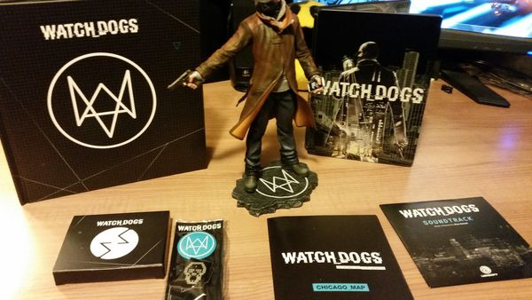 Presentation Collector Dedsec Watch Dogs