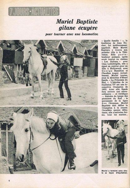 Télé 7 jours 325 - 11 juin 1966