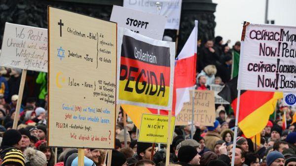 Le mouvement anti Islam Pegida regagne du terrain en Allemagne