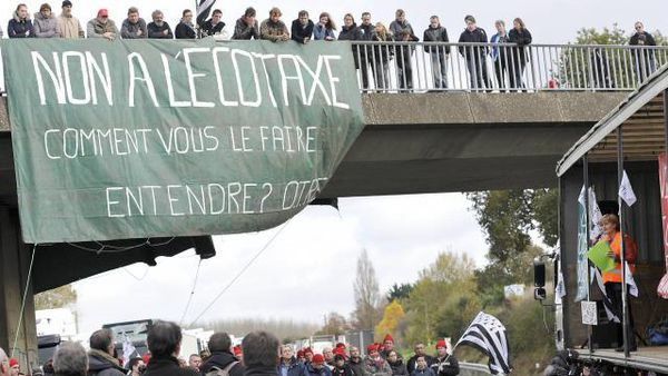 La colère bretonne contre l'erreur fiscale de trop de la république