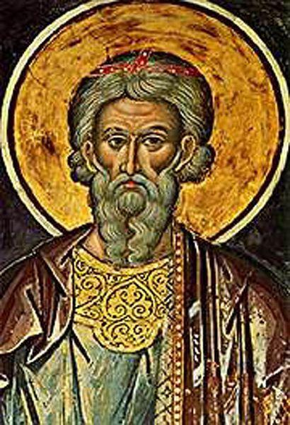 Fêté le 24 octobre : Saint Martyr Arethas