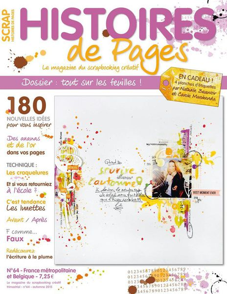 This is why I love you {Histoires de Pages 64}