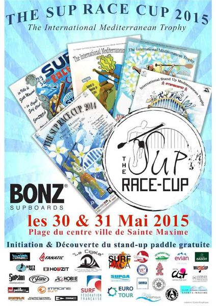 SUP RACE CUP 2015