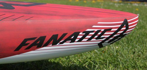 Fanatic SUP Falcon 2014, 12'6''x 27.25'', Carbon ..... 1200 CHF