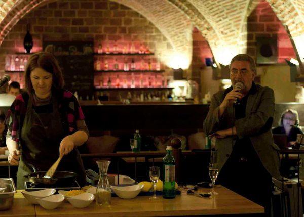 Corn chowder à Sarrebrück - Anne Martinetti