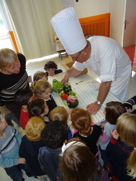 L'école des Hauts-Champs cultive ses élèves
