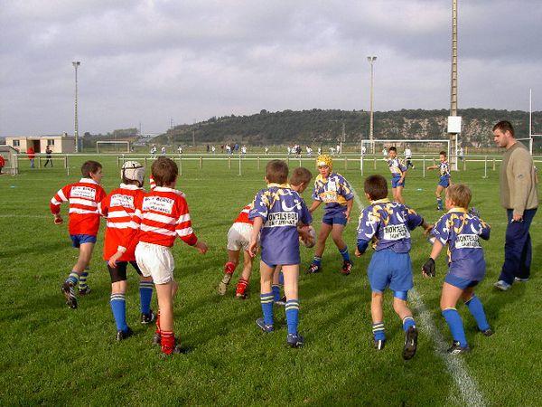Le blog de l'Ecole Rugby de l'Union Sportive du Canton d'Albanfête ses7 ans aujourd'hui !