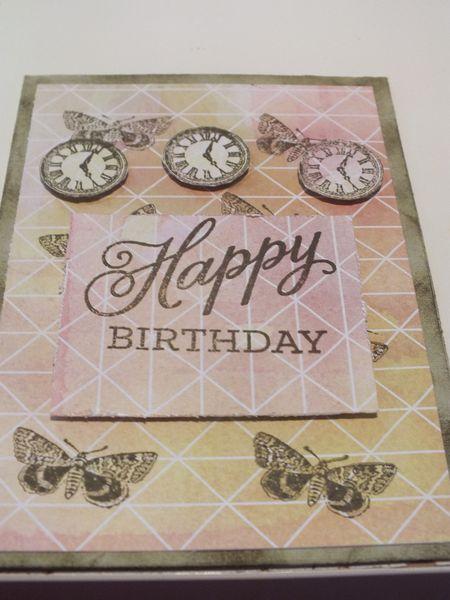 Carte anniversaire #2
