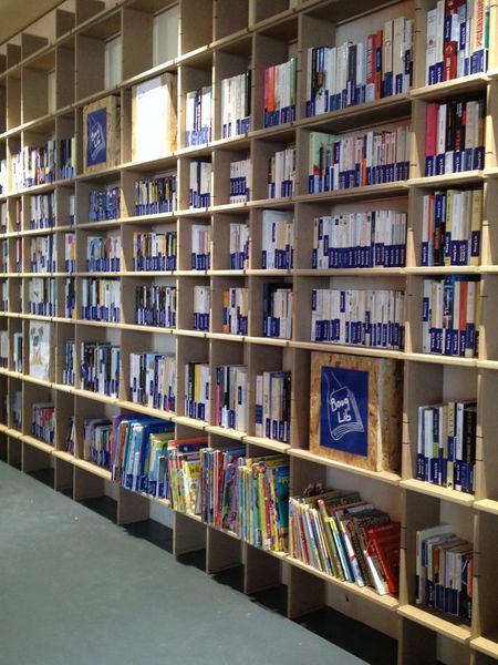 Une bibliothèque Bouq'Lib' au nouveau Méliès !