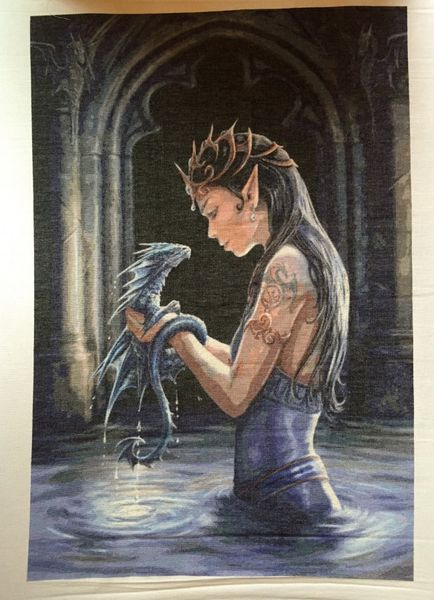 water dragon fini
