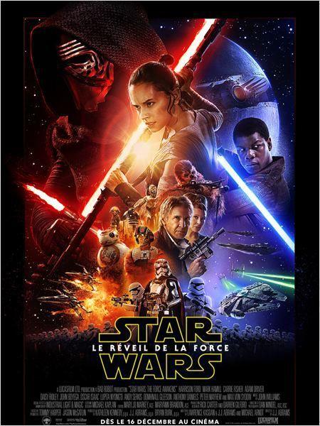 STAR WARS 7 : LE REVEIL DE LA FORCE