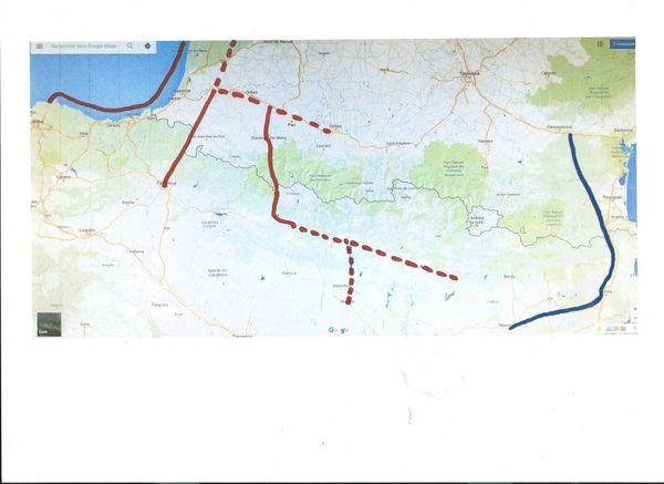 EXCLUSIF : LES NOUVELLES INTERCONNEXIONS ENERGETIQUES FRANCE-ESPAGNE