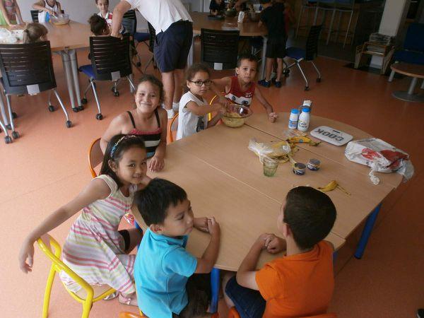 Atelier commun avec l'ADL Maternelle de Victor Hugo