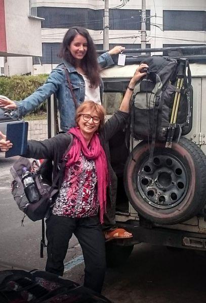 Escapades à Quito/ juin 2016